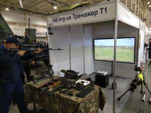 "PARTICIPATED IN THE ""WEAPONS AND SECURITY-2019"" EXHIBITION"